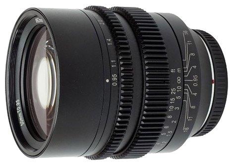 Объектив SLR Magic 50mm T0.95 Hyperprime Micro 4/3