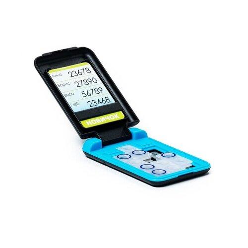 Купить Головоломка BONDIBON Smart Games Смартфон (ВВ0843) голубой, Головоломки