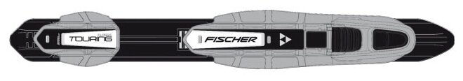 Крепления для беговых лыж Fischer Touring Classic NIS
