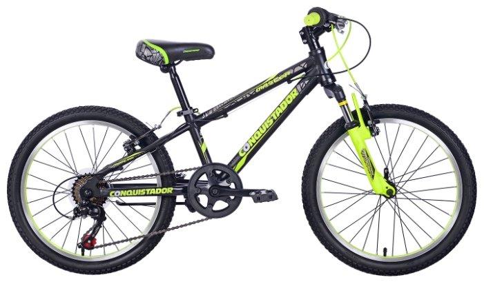 Подростковый горный (MTB) велосипед Conquistador Master 20 (2016)