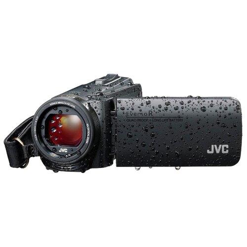 Видеокамера JVC Everio GZ-R495 черный