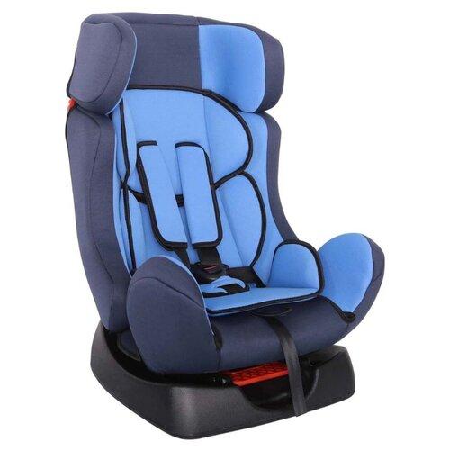 Автокресло группа 0/1/2 (до 25 кг) Siger Диона, голубой автокресло siger диона art кот 0 25 кг