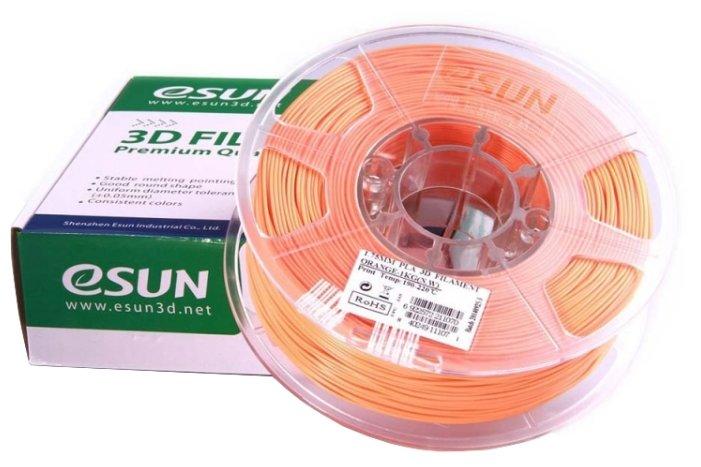 PLA пруток ESUN 1.75 мм оранжевый