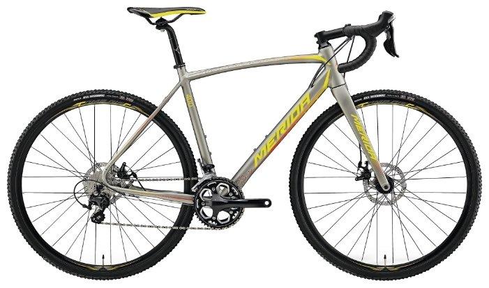 Шоссейный велосипед Merida Cyclo Cross 400 (2018)