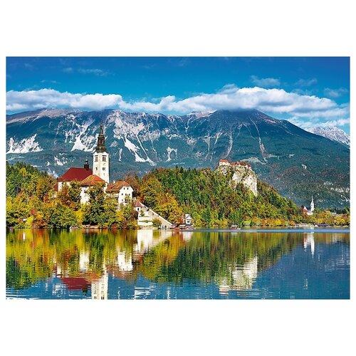 Пазл Trefl Блед Словения (37259), 500 дет. пазл trefl винтаж 37240 500 дет