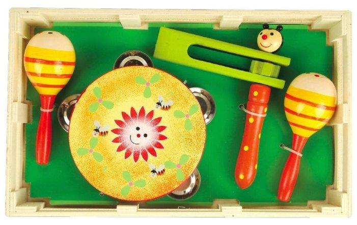 Мир деревянных игрушек набор инструментов набор №2 Д094