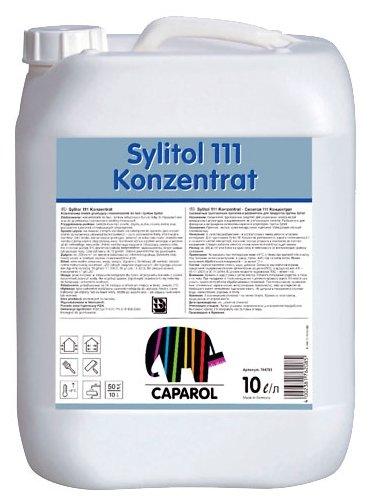 Грунтовка Caparol Sylitol 111 Konzentrat (2.5 л)