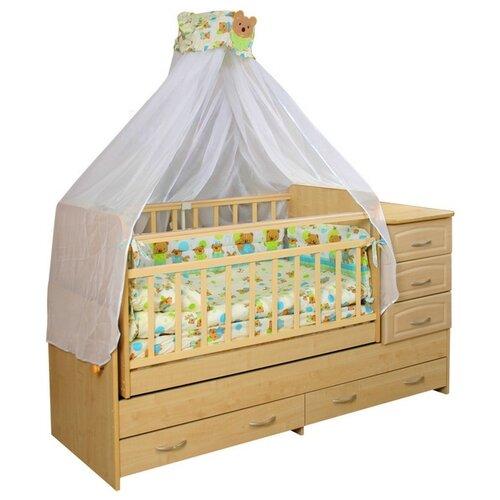 Детские кроватки с маятником – купить в Дочки-Сыночки в Москве