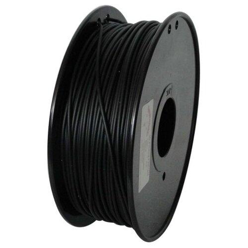 PLA пруток Wanhao 1.75 мм черный 1 кг