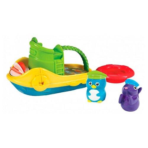 Набор для ванной Munchkin Веселая лодочка (11422) разноцветныйИгрушки для ванной<br>