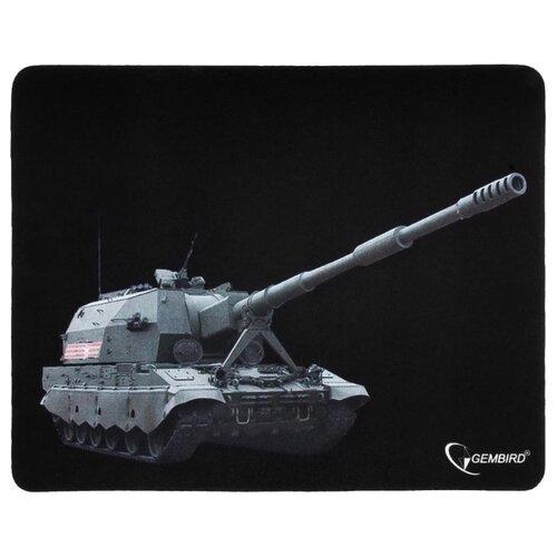 Коврик Gembird MP-GAME3 черный/танк коврик gembird mp game13 черный танк