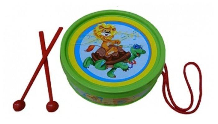 Рыжий кот барабан Львенок И-0909