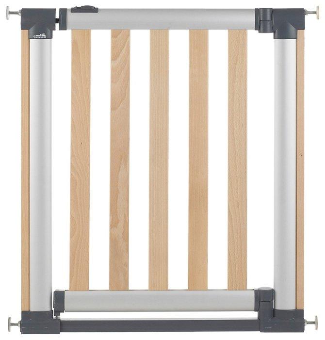 Geuther Ворота безопасности Alu Star 74-83 см