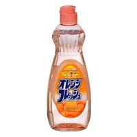 Rocket Soap Средство для мытья посуды Свежесть апельсина 0.6 л