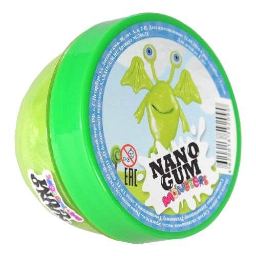Жвачка для рук NanoGum Зени зеленый