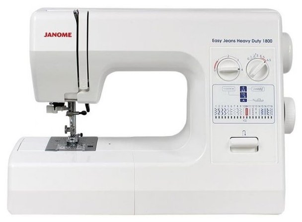 Janome Easy Jeans Heavy Dute 1800