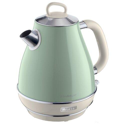 Чайник Ariete 2869, зеленый мороженица ariete 632
