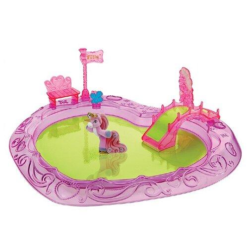 беговел navigator filly Игровой набор Filly Wedding Свадебный каток M064009-3850