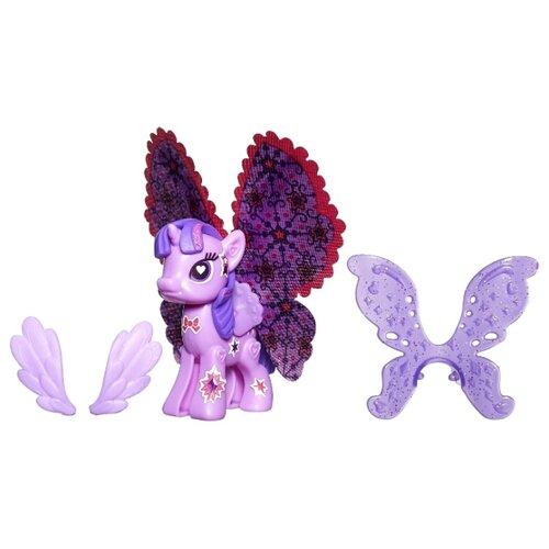 Игровой набор My Little Pony Поп-конструктор Твайлайт Спаркл B0373 игровой набор b2072eu4 на ферме яблочная аллея my little pony my little pony