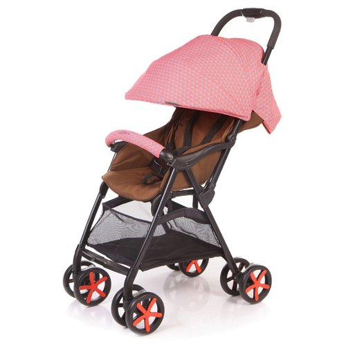 Прогулочная коляска Jetem Carbon JCSJ коляска трость jetem elegant dark grey red полоска