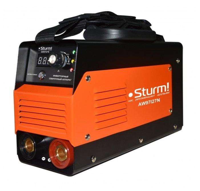 Сварочный аппарат Sturm! AW97I27N