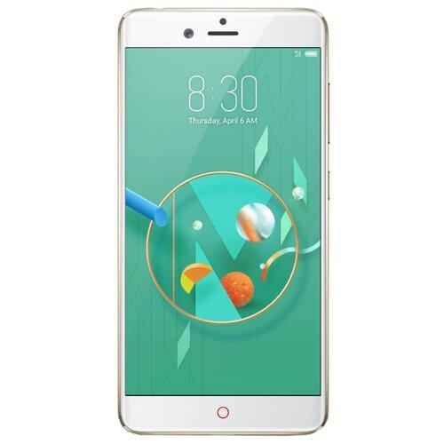 Купить Смартфон Nubia Z17 mini 4/64GB золотистое шампанское
