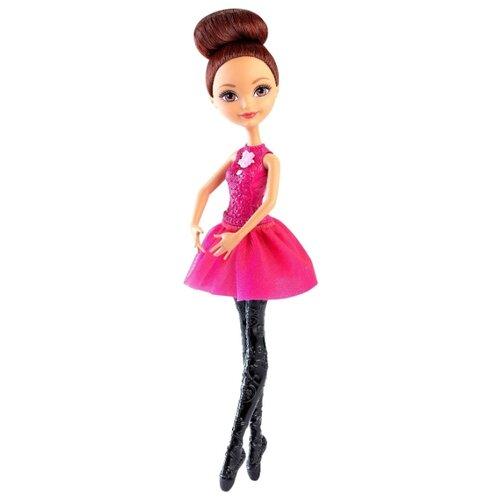 кукла mattel ever after high сказка наизнанку седар вуд cdm49 cdm51 Кукла Ever After High Балет Браер Бьюти, 27 см, DTK51