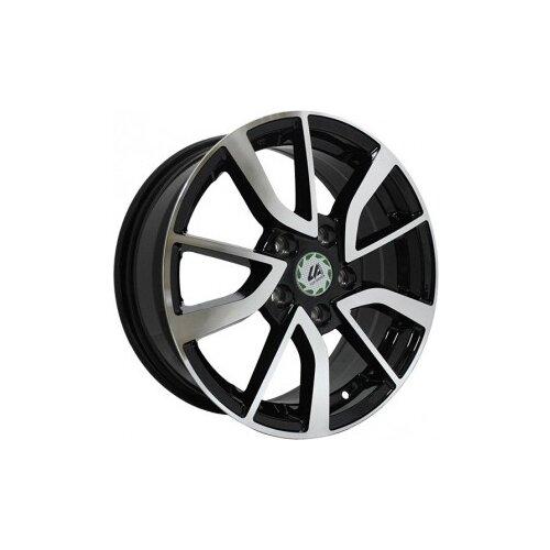 Колесный диск LegeArtis VW9-S 6.5x16/5x112 D57.1 ET45 BKF