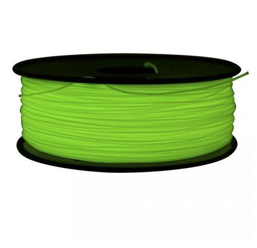 ABS пруток FL-33 1.75 мм зеленый флуоресцентный