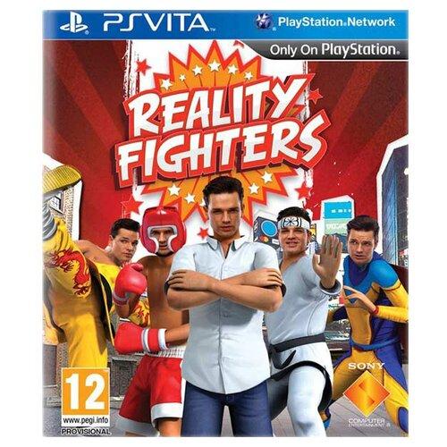 Игра для PlayStation Vita Reality Fighters полностью на русском языке
