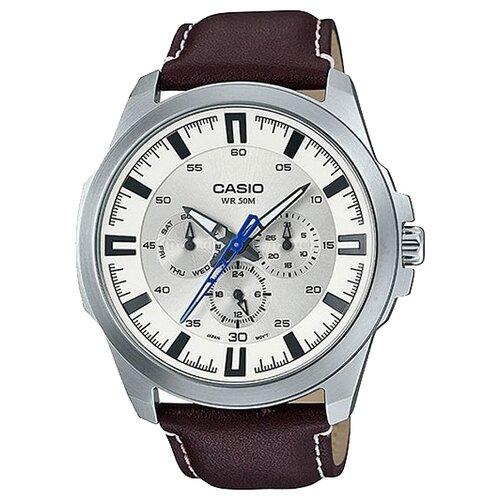 Фото - Наручные часы CASIO MTP-SW310L-7A наручные часы casio mtp 1253d 7a