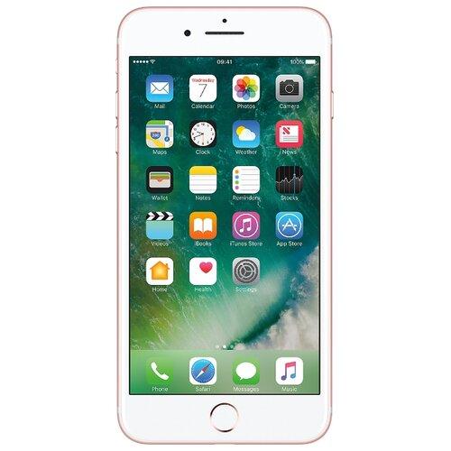 Смартфон Apple iPhone 7 Plus 32GB розовое золото (MNQQ2RU/A)Мобильные телефоны<br>