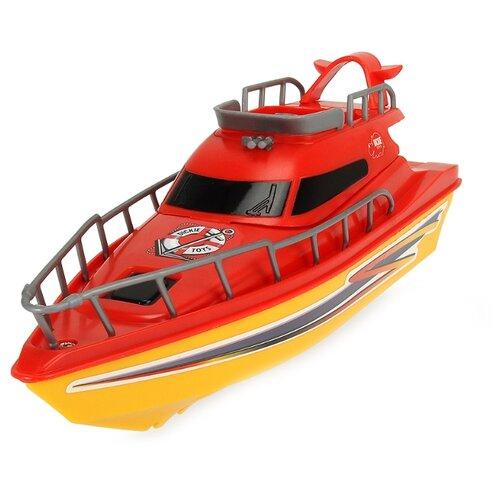 Купить Яхта Dickie Toys 203774001 23 см красный, Машинки и техника