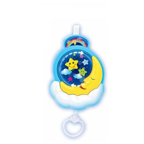Подвесная игрушка Shantou Gepai Потеша (ZYB-B2370) голубой машинка на радиоуправлении shantou gepai zyb b2738 6 пластик металл от 3 лет цвет в ассортименте