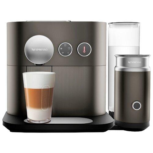 Кофемашина De'Longhi Nespresso Expert & Milk EN 355.GAE серый crafter gae 8 n