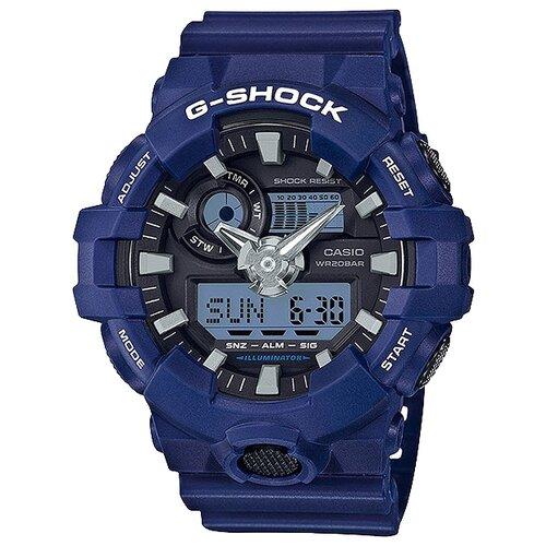 Наручные часы CASIO GA-700-2A наручные часы casio ga 110nc 2a