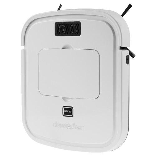 Робот-пылесос Clever & Clean SLIM-Series VRpro whiteРоботы-пылесосы<br>