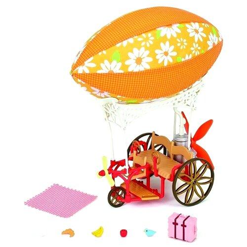 Купить Игровой набор Sylvanian Families Дирижабль приключений 5255, Игровые наборы и фигурки