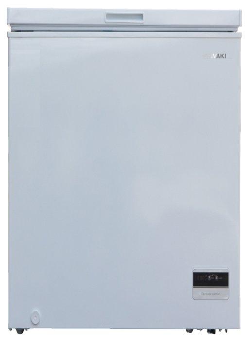 Морозильник Shivaki CF-1001DW