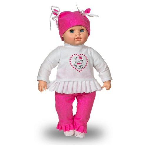 Купить Интерактивная кукла Весна Саша 2, 42 см, В271/о, Куклы и пупсы