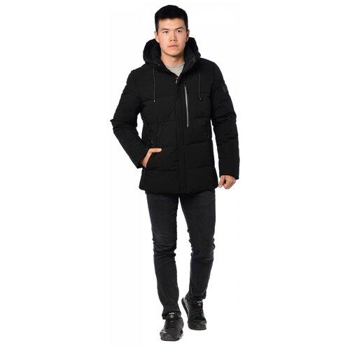 Зимняя куртка мужская MALIDINU 19028 (Черный 101/52)