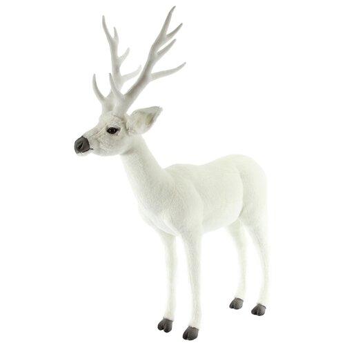 Мягкая игрушка Hansa Белохвостый олень 80 см hansa мягкая игрушка hansa экзотические животные коала с детенышем 28 см