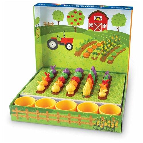 Сортер Learning Resources Выращиваем овощи