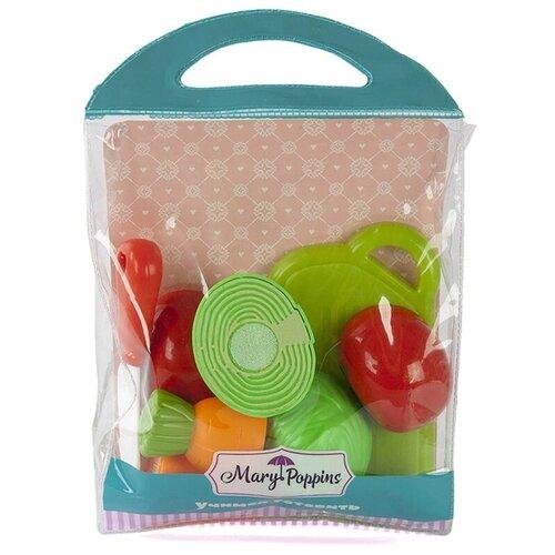 набор продуктов с посудой mary Набор продуктов с посудой Mary Poppins Овощи 453042