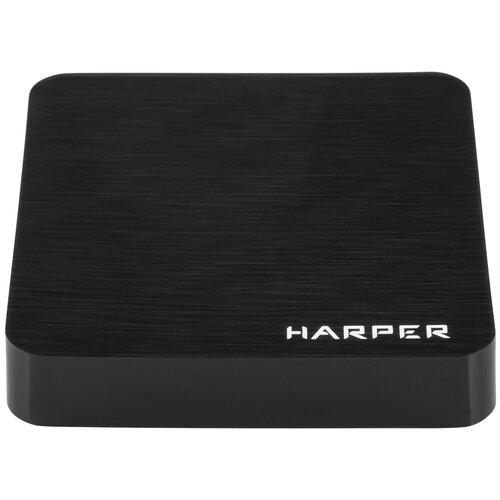 Фото - ТВ-приставка HARPER ABX-110 приставка