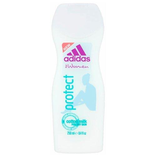 Купить Молочко для душа Adidas Protect для женщин, 250 мл