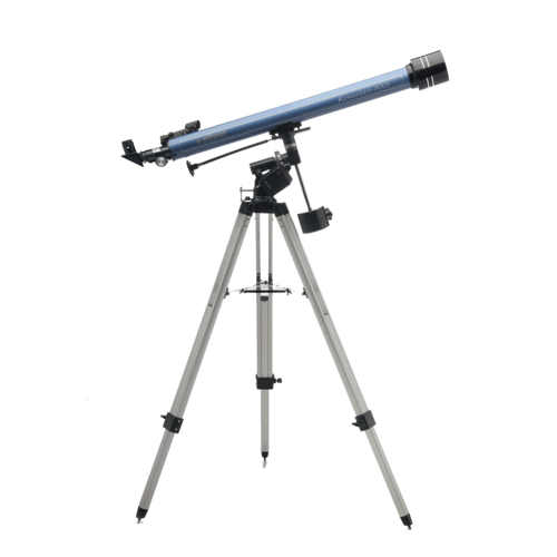 Фото - Телескоп KONUS Konustart-900B синий/серый бинокль konus basic 10x25 черный серый