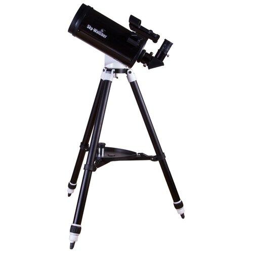 Фото - Телескоп Sky-Watcher MAK102 AZ-GTe SynScan GOTO черный телескоп sky watcher skymax bk mak90eq1 настольный