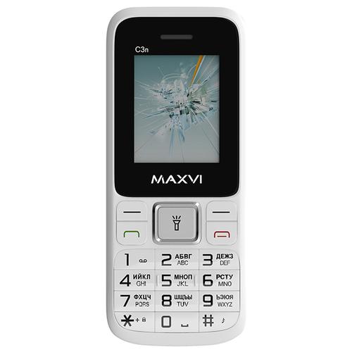 Телефон MAXVI C3n белый