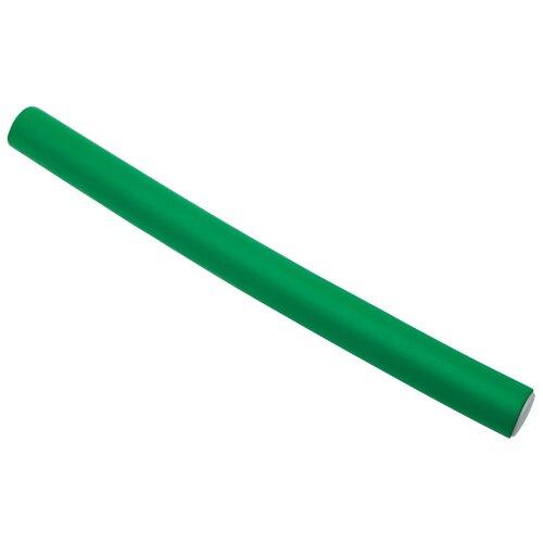 Фото - Бигуди-бумеранги DEWAL Pro BUM20240 (20 мм) 10 шт. зеленый бигуди бумеранги dewal оранжевые d18ммх150мм 10 шт уп dewal mr bum18150